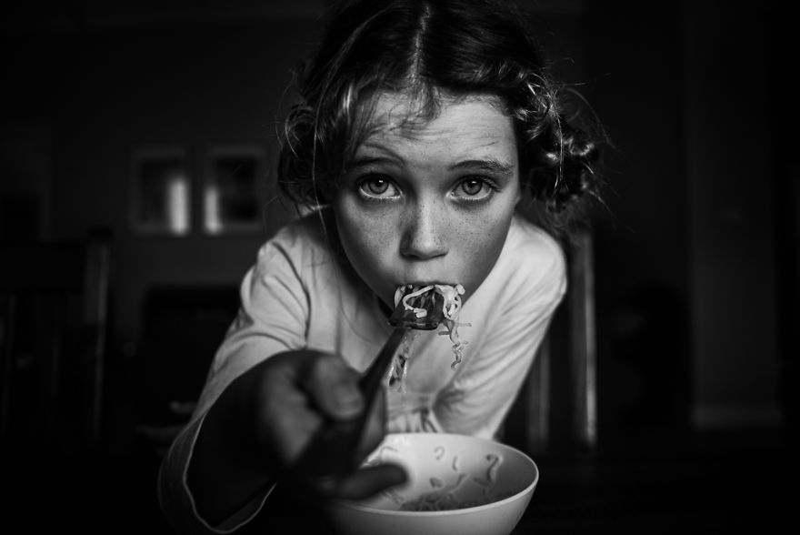 Noodles At Four Am - By Helen Whittle
