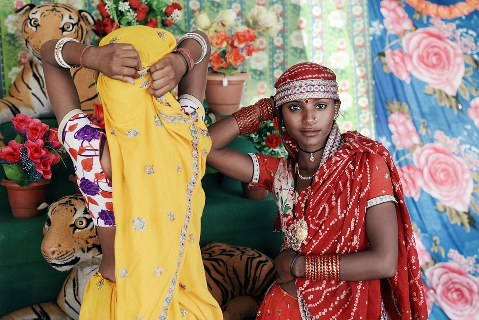 Beauty of Rajasthan- The Best Photos of Women