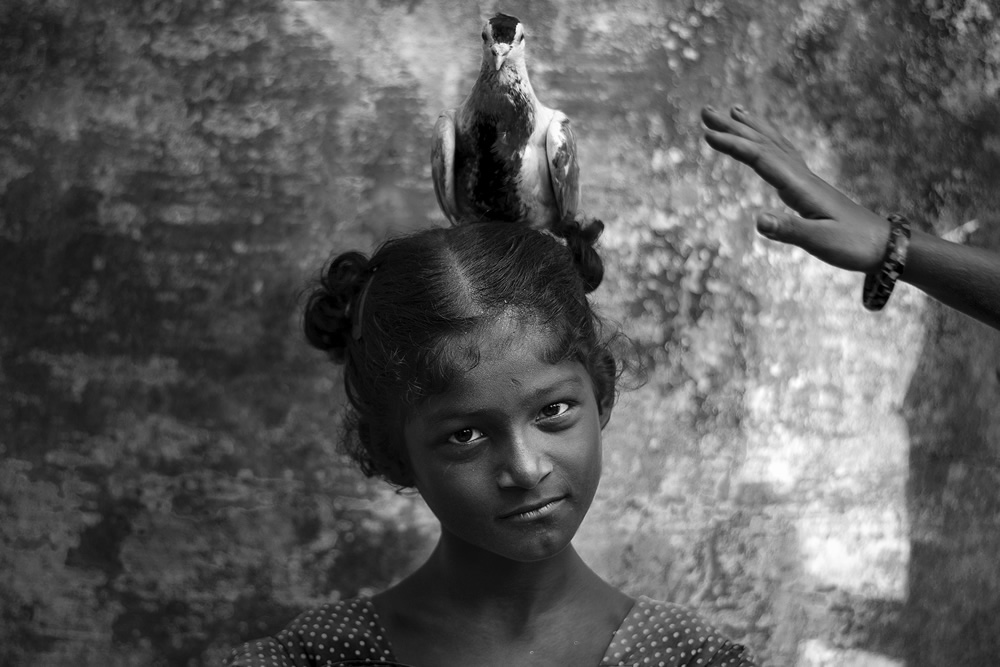 2nd Prize - Head Space by Prashanth Swaminathan