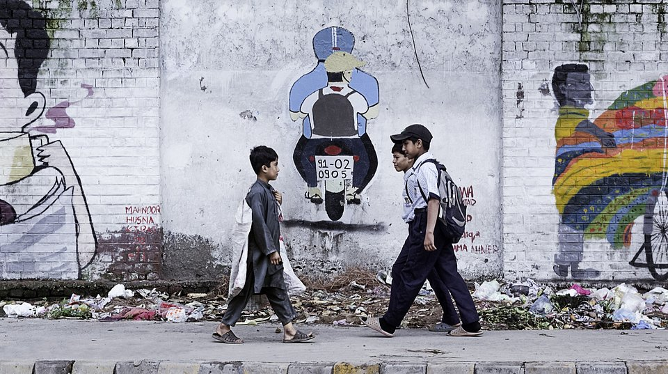 The diversity of an unequal education system - Pakistan