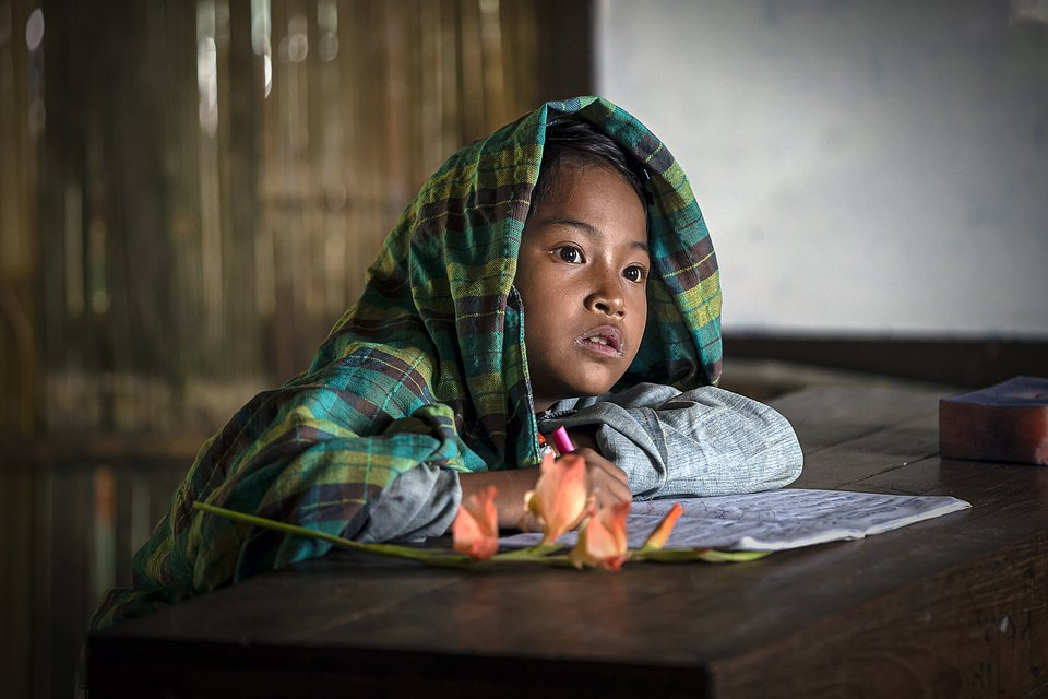 Thinking in the classroom - Myanmar