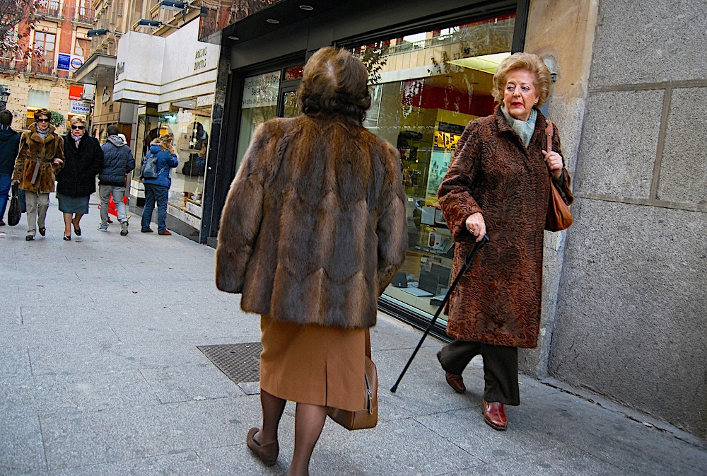 Salamanca, Spain - Street Photography by Lasse Persson
