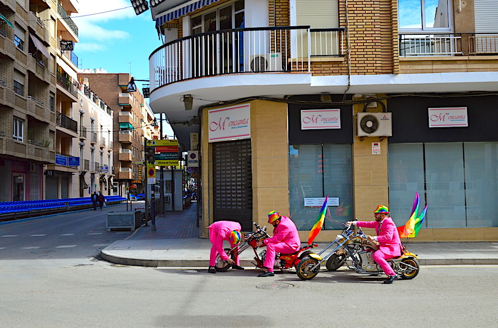 Aguilas, Spain - Street Photography by Lasse Persson