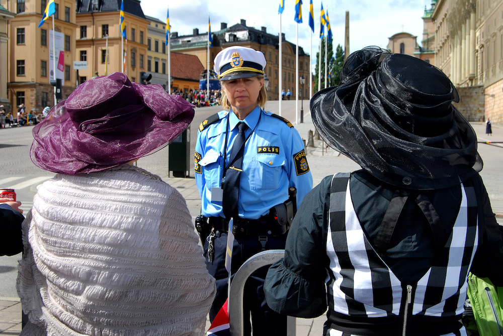 Stockholm, Sweden - Street Photography by Lasse Persson