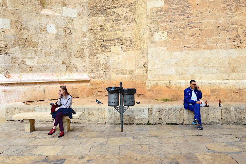 Valencia, Spain - Street Photography by Lasse Persson
