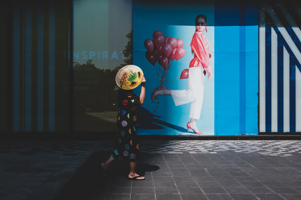Urban Beings: Photo Series by French Photographer Adrien Jean