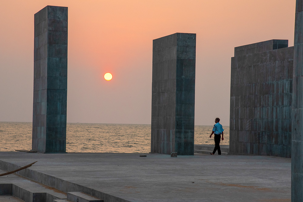 Break the Chain – Life at Kozhikode Beach in the Time of Corona