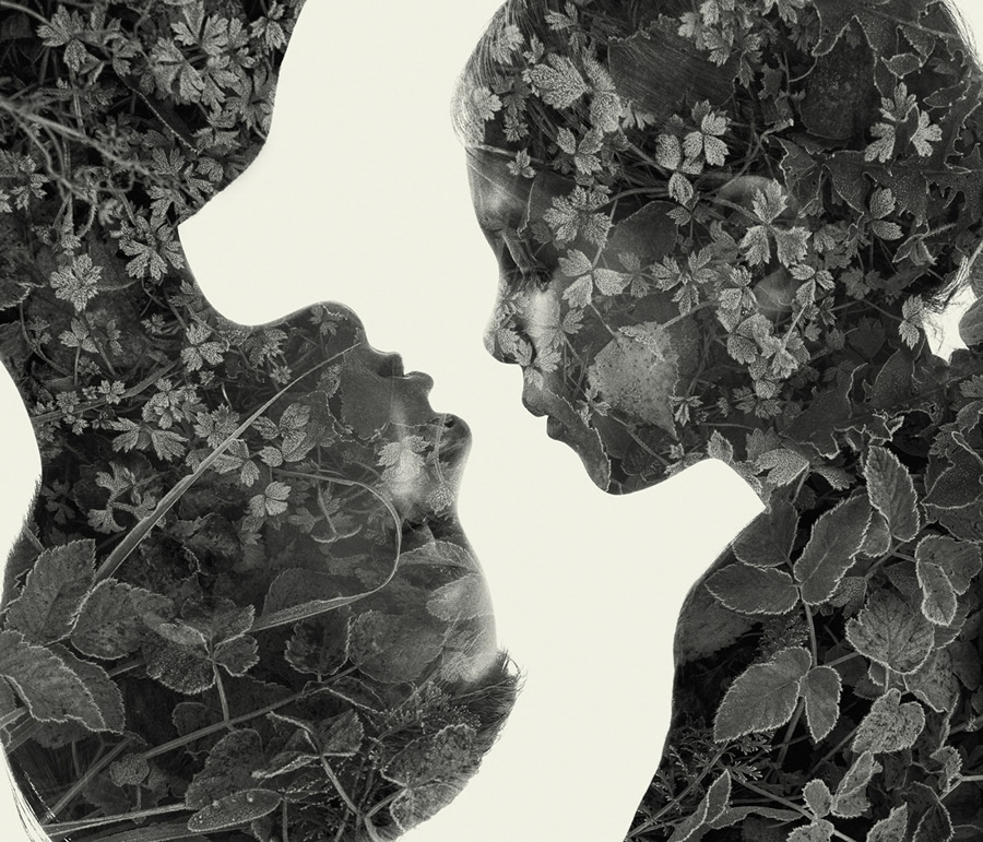 We Are Nature: Multi-Exposure Photography By Christoffer Relander