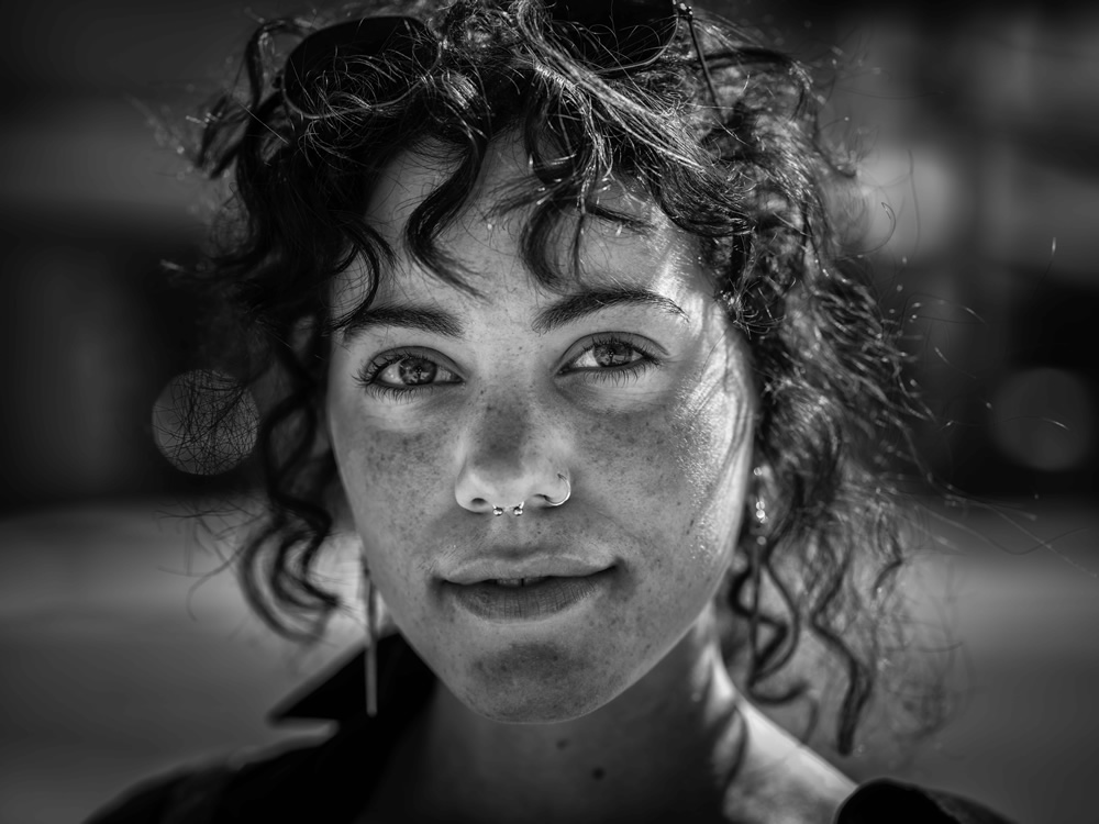 Interview With Street Portrait Photographer Sal Patalano