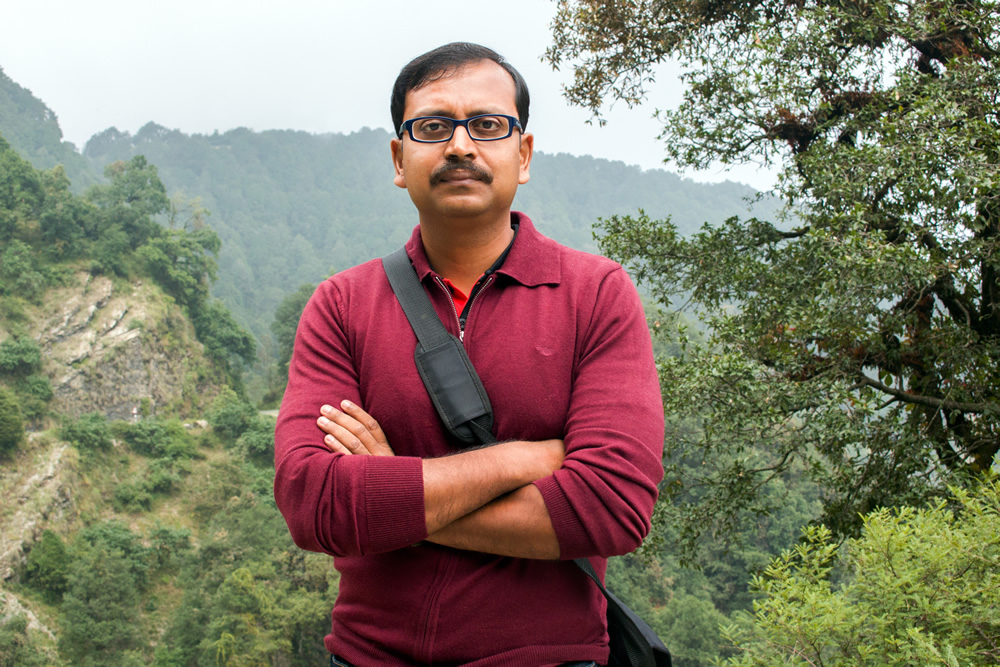 Interview With Indian Nature Photographer Arindam Saha