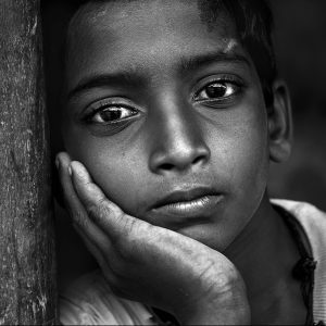 Stunning Black and White Portraits By Mahesh Balasubramanian