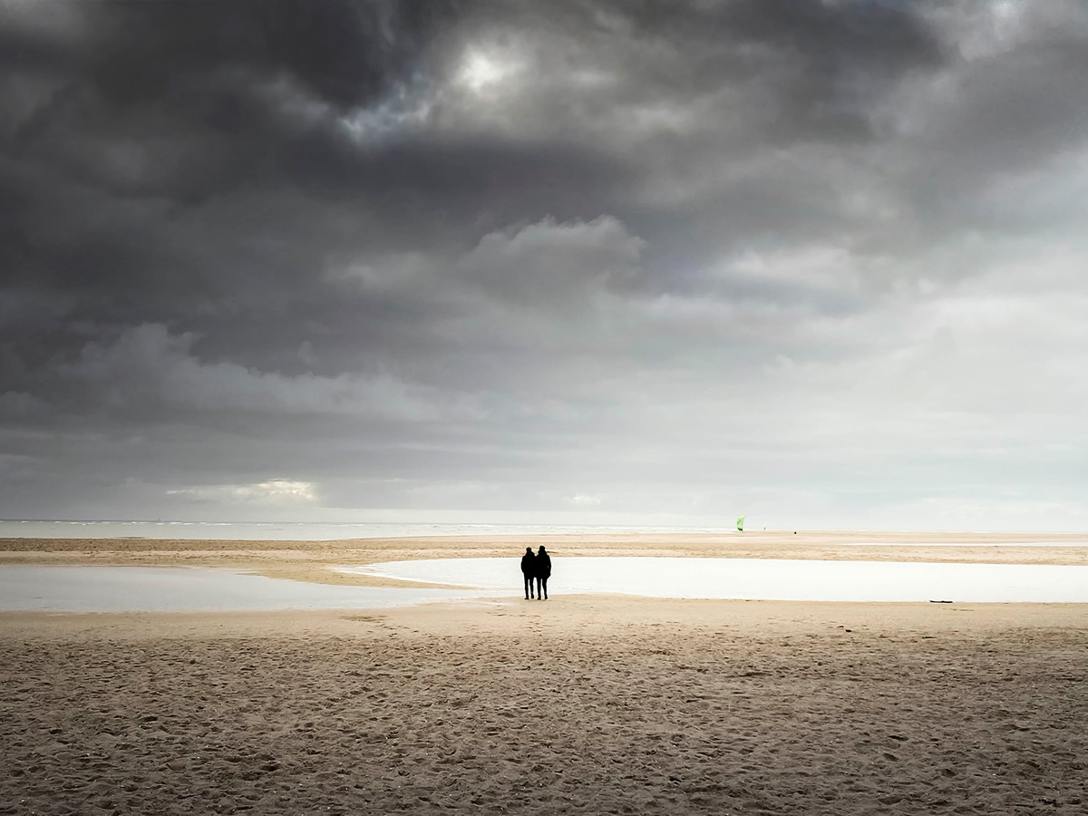 The Silence: Shot On iPhone By Claire Droppert