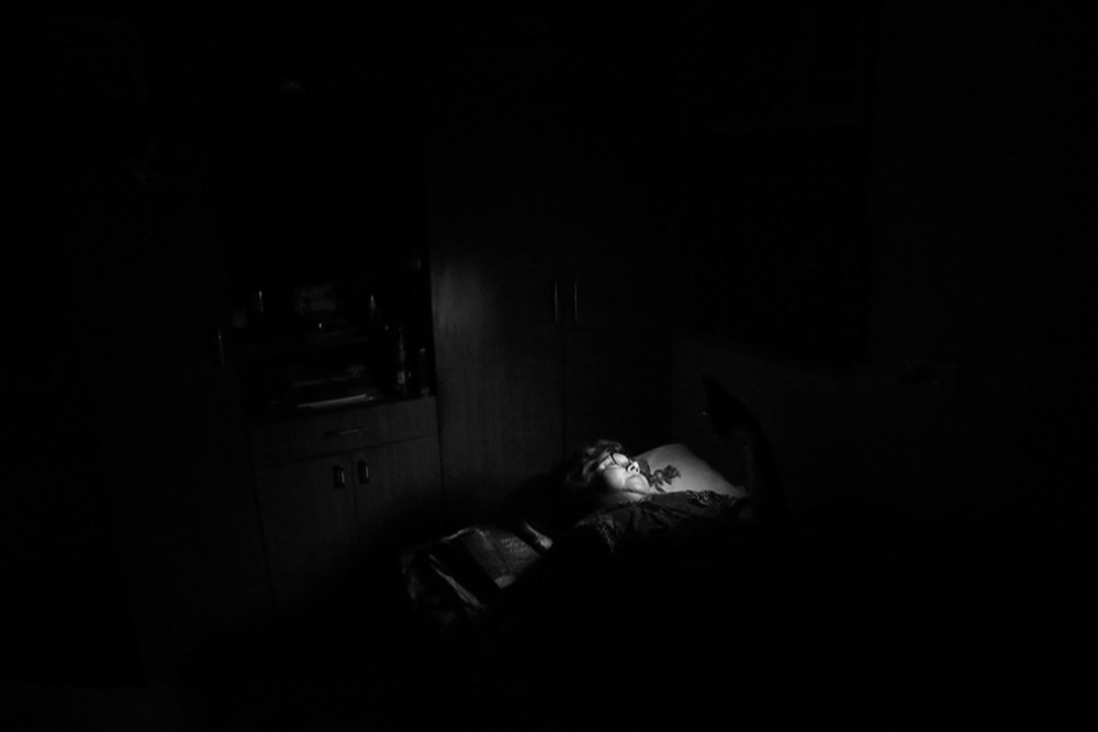 Suffocation - Trapped or Oppressed: Photo Series by Nilanjan Ray