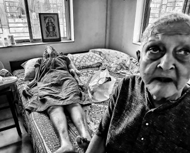 Old Age: The Story About My Grand Parents By Soumyajit Dey