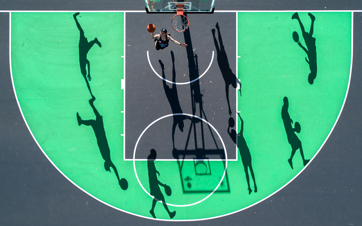 Daily Geometry: Aerial Photography By Petra Leary
