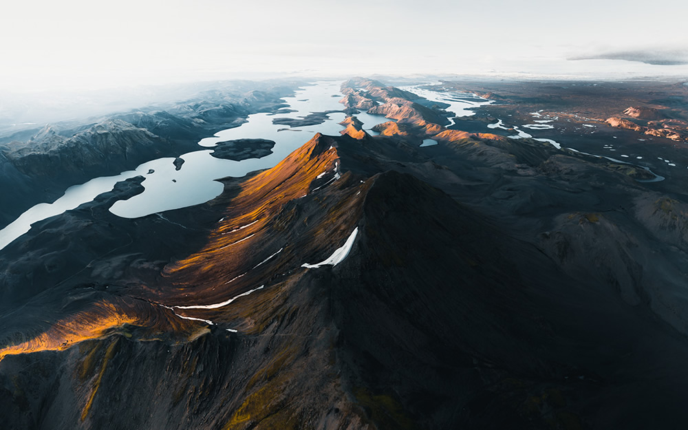 The Highlands: Beautiful Landscape Photographs By Thrainn Kolbeinsson