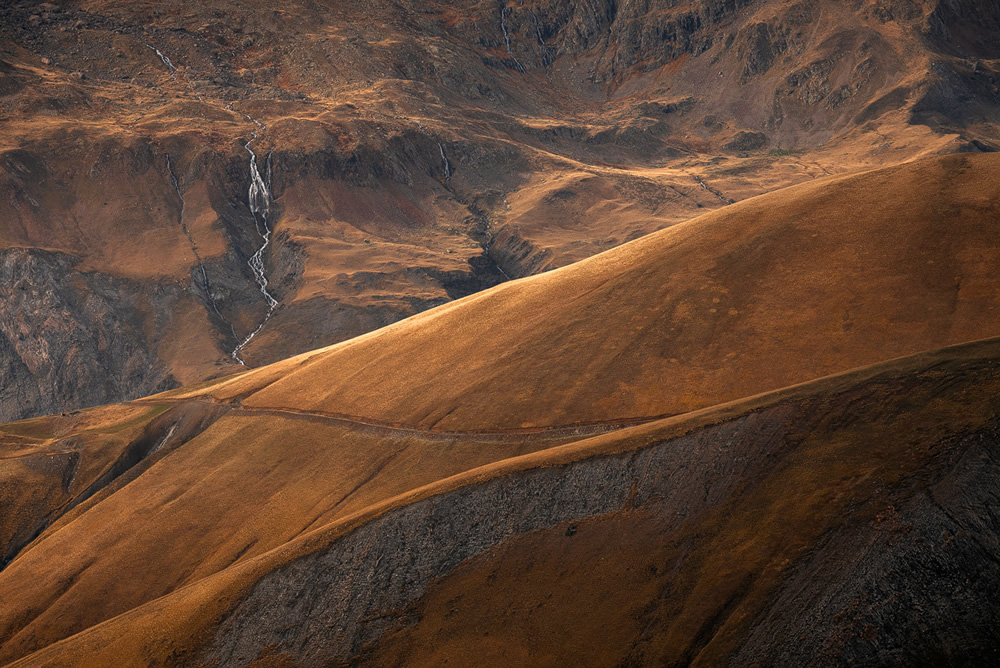 Autumn Poetry: Beautiful Landscapes Of Southern French Alps By David Bouscarle