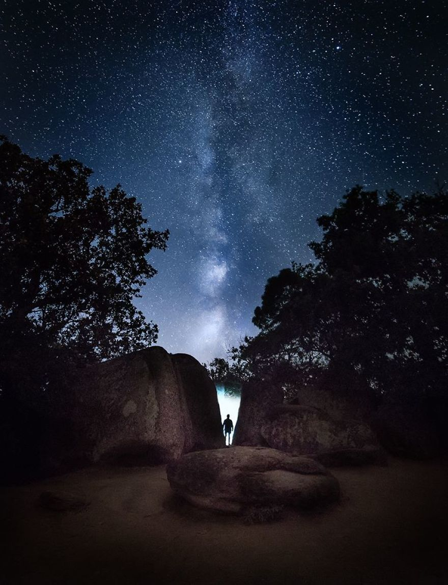 The Portal To The Cosmos