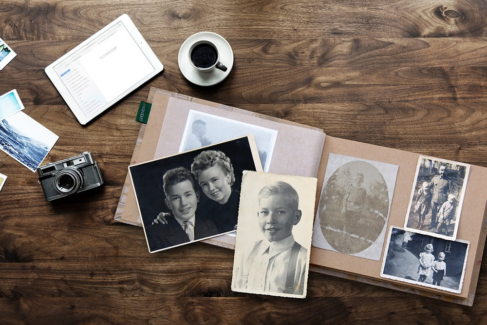 Should You Digitize Your Old Photographs
