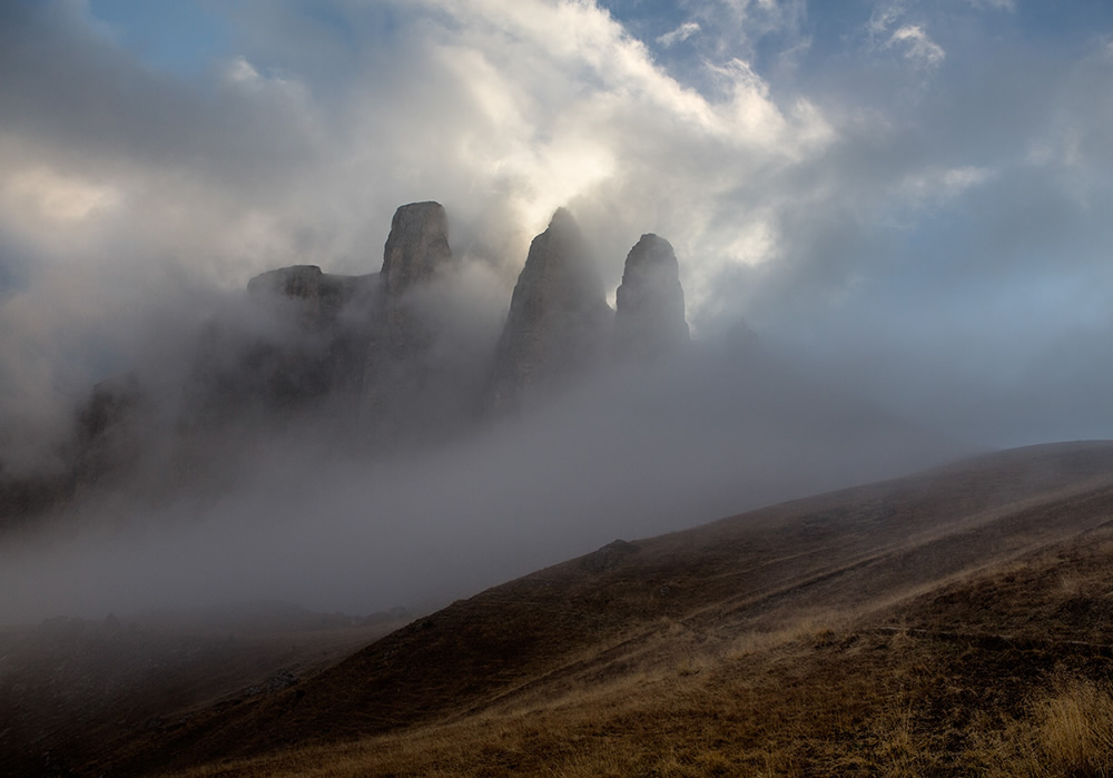 Dolomites: Power Of The Mountains In Color By Przemyslaw Kruk