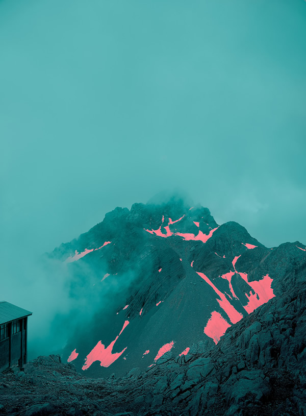 Firn: Yulong Snow Mountains Stunningly Captured By Jonas Daley