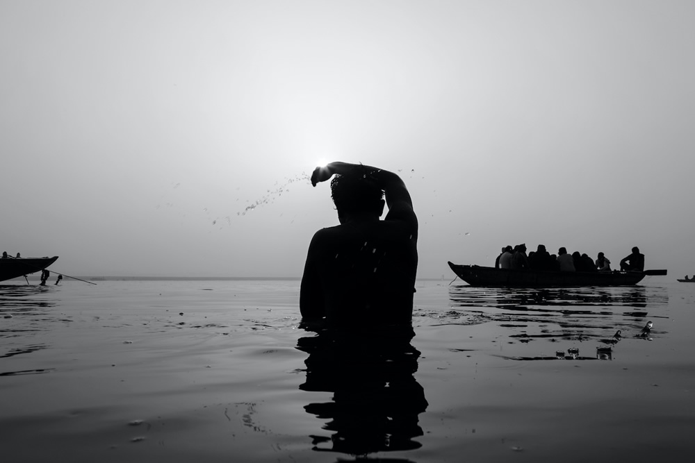 Ghats Of Varanasi: Photo Series By Mahesh Balasubramanian