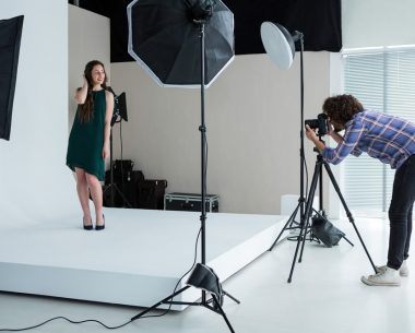 How To Set Up A Photography Home Studio On A Budget