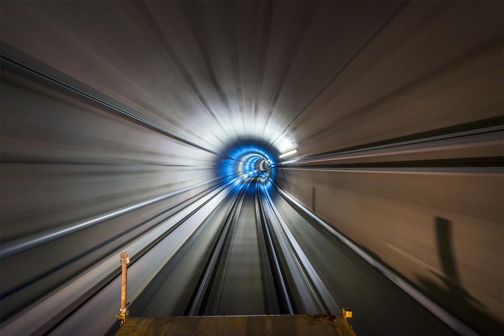 Unearthed: Photographic Series From The Metro Stations By Pygmalion Karatzas