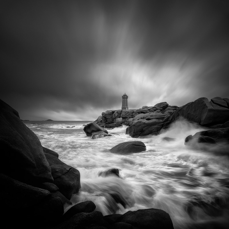 Finis Terrae: Beautiful Long Exposure Photography by Arnaud Bathiard