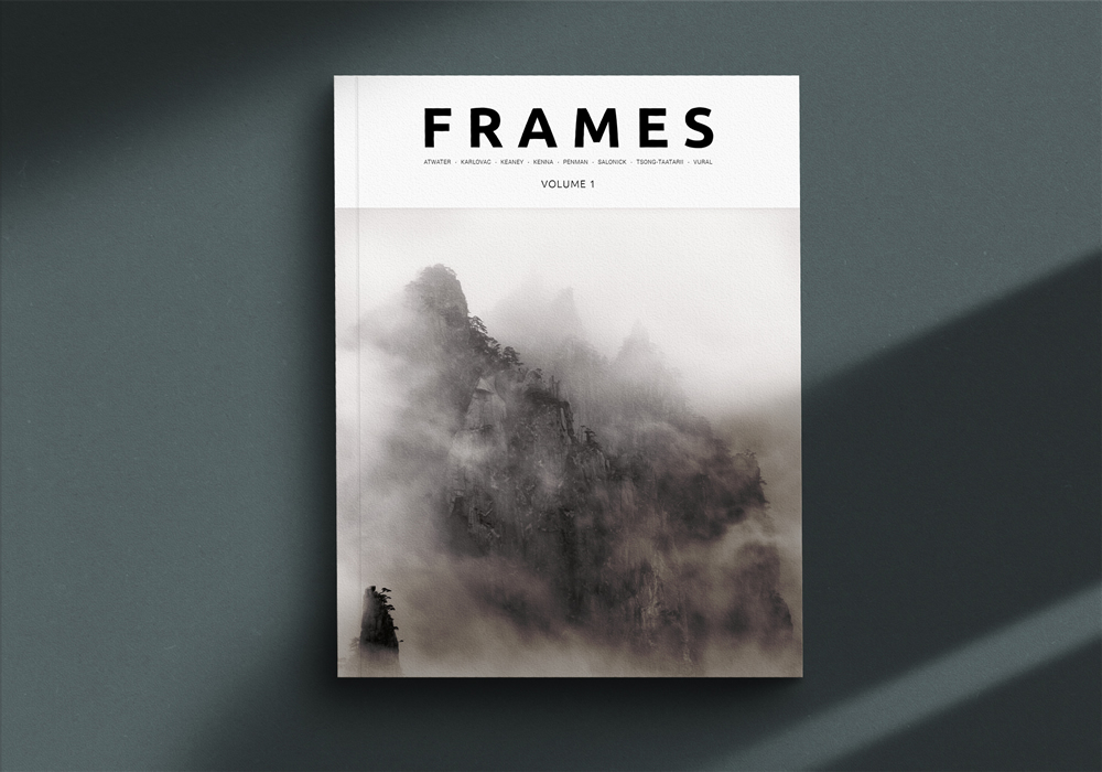 Introducing FRAMES Magazine: The Best Photography Delivered To Your Doorstep