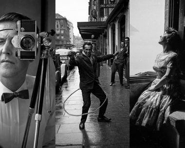 Grandson Inherits His Grandfather's Collection Of Unseen Street Photos