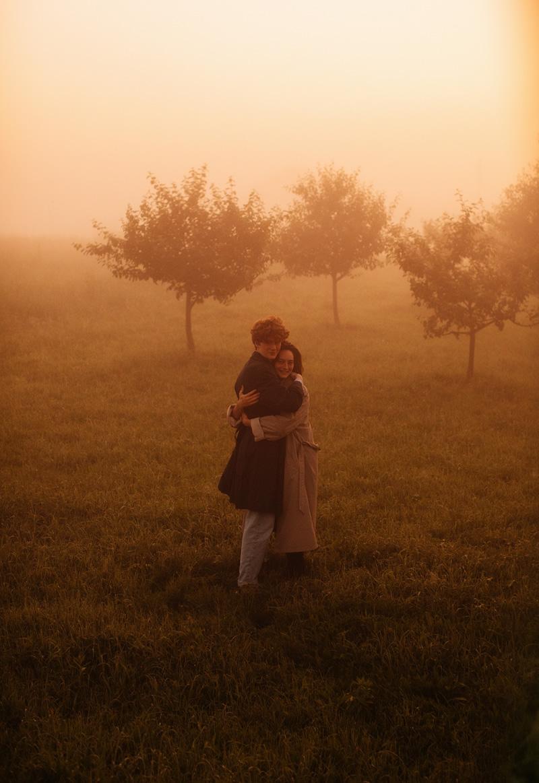 Love 90's: Beautiful Couple Shoot By Marta Syrko