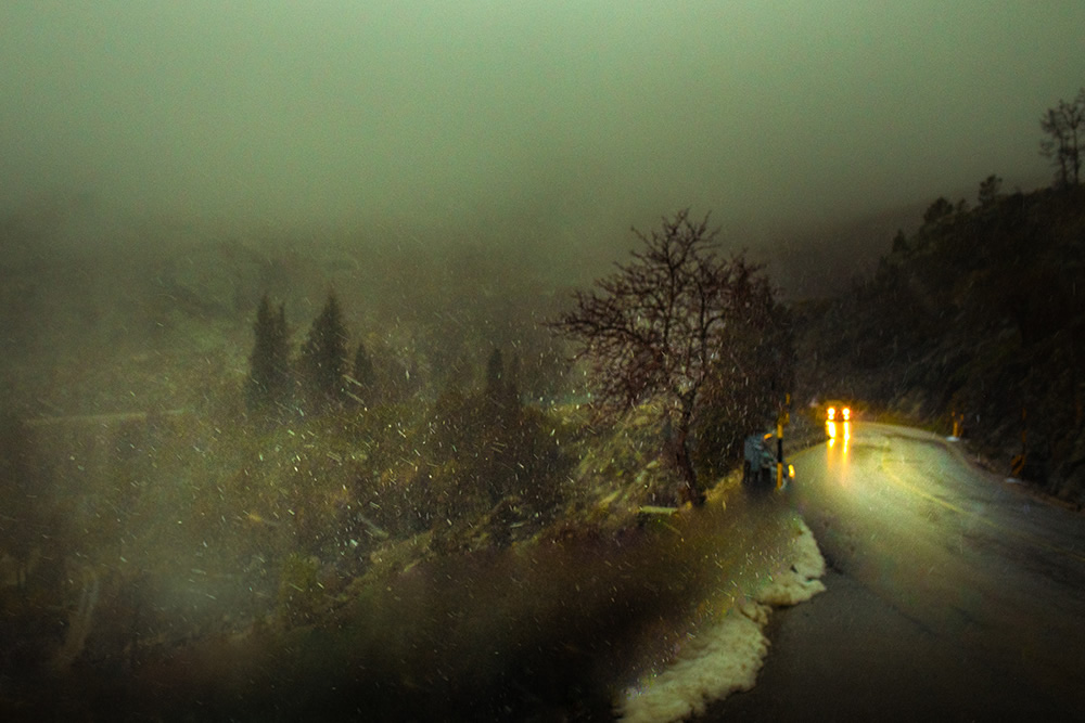 Warm Lights in Cold Places by Henri Prestes