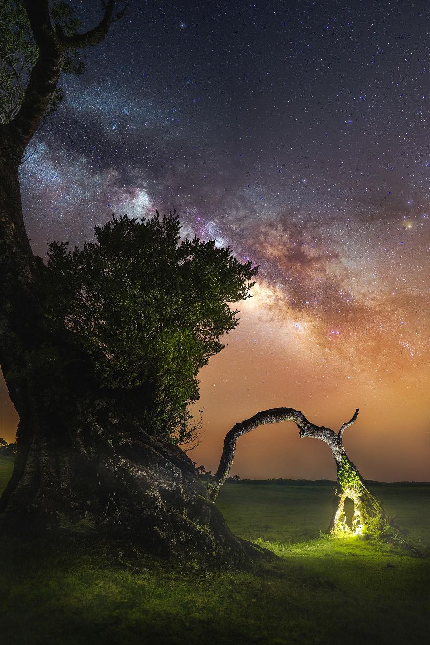 Landscape Photographer Alex Forst Beautifully Captured Magical Madeira