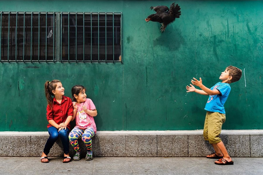 The best street photography gallery composition