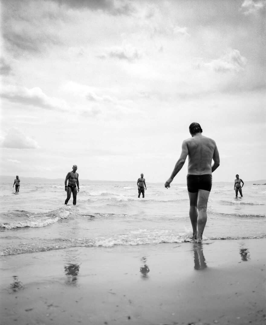Winners Of The Black And White Photography Competition