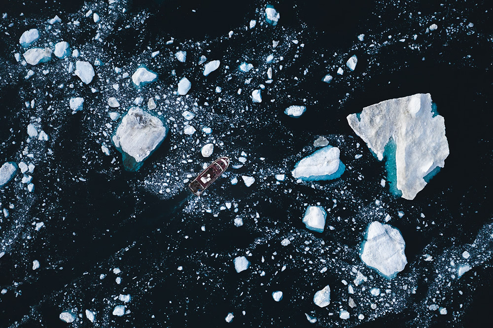 Above Greenland: A Photography Series By Christian Hoiberg