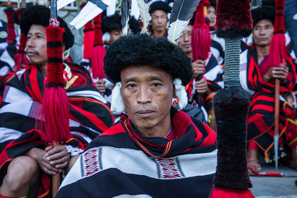 The Hornbill Festival: Photo Series By Nilesh Kumar