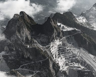 The Quarried: Marble Quarrying In Northern Tuscany By Roland Kramer