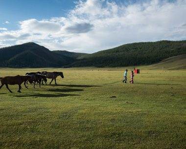 Modern Nomads: Amazing Photo Series By Callie Eh