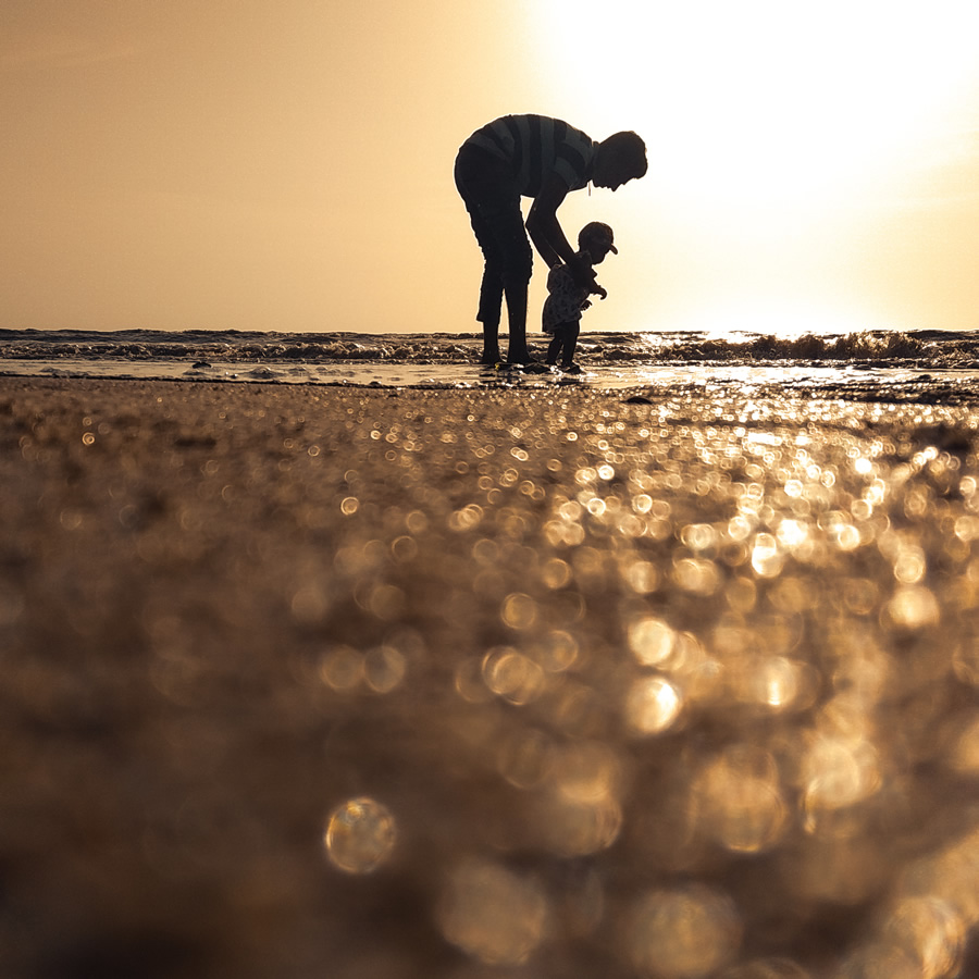 An Hour Of The Solace: Beautiful Silhouette Photography By Brijal Manohar Raut