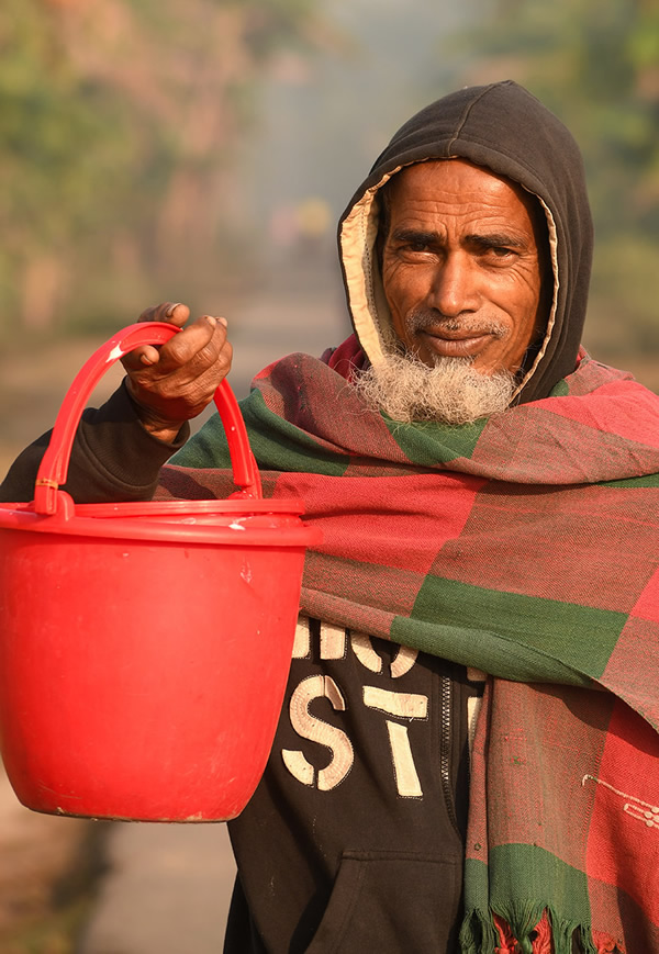 Winter Life In Villages Of Bangladesh By Md. Sharif Uddin