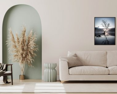 How Photography And Art Objects Can Be Combined With Interior Design?