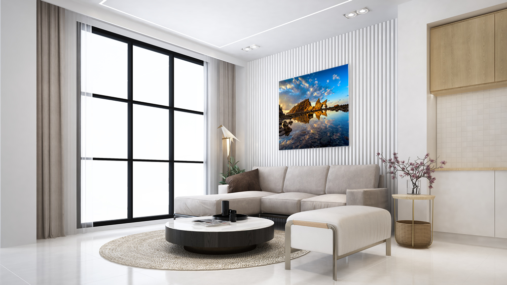 How Photography And Art Objects Can Be Combined With Interior Design