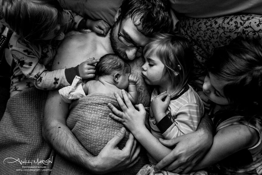 The Winners Of 2021 Birth Photography Image Competition