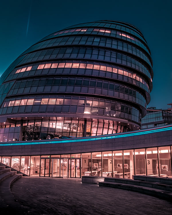 London: Stunning Photographs By Clement Merouani