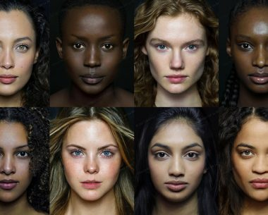 The Ethnic Origins Of Beauty: Gorgeous Portraits Of Women Shows The Real Scale Of Human Diversity