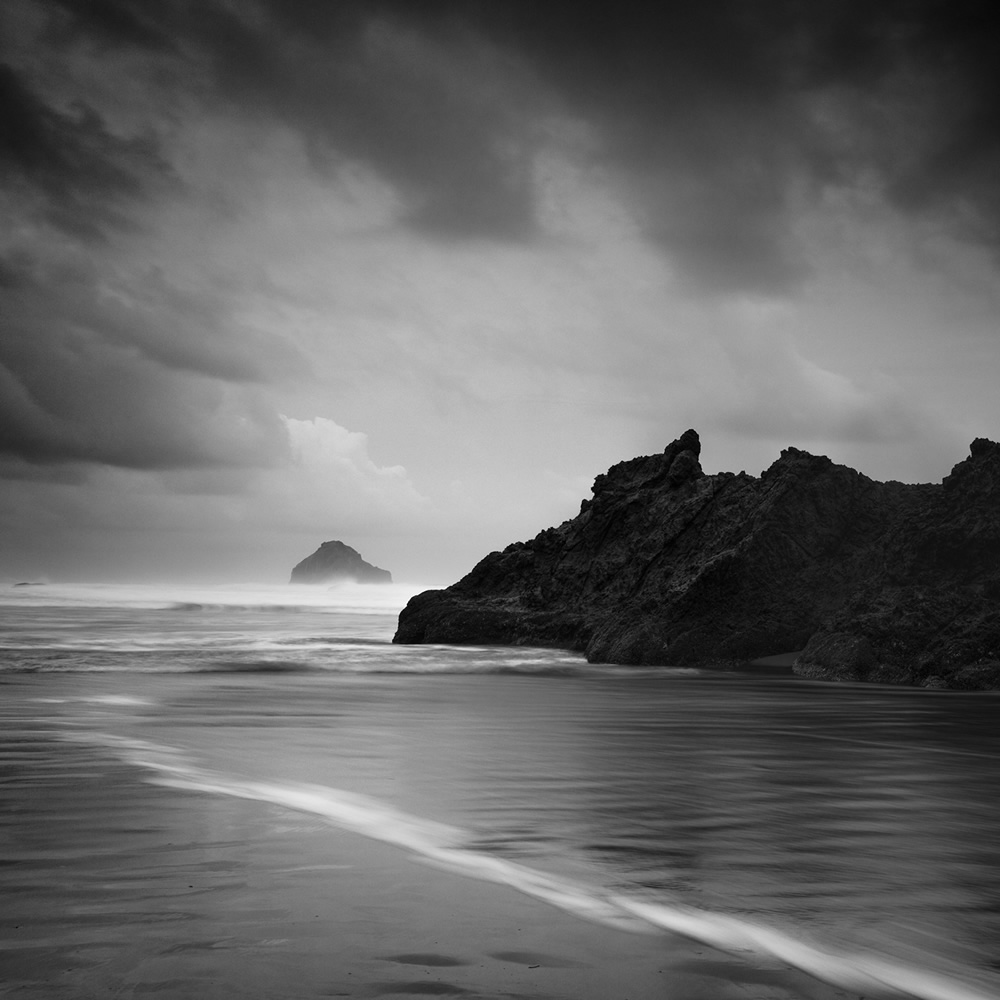 After Earth: Haunting Coastline Landscapes By Rachael Talibart
