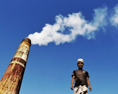 Life Of Brick Kiln Workers: Photo Series by Sumon Das