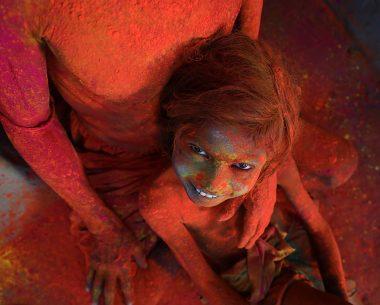 Holi: The Festival Of Colours By Anjan Ghosh